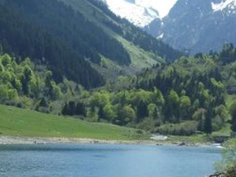 BARRAGE DU TECH