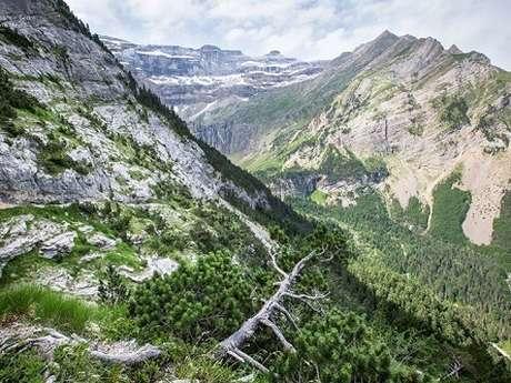 Les balcons de Gavarnie avec les amis du Parc national des Pyrénées