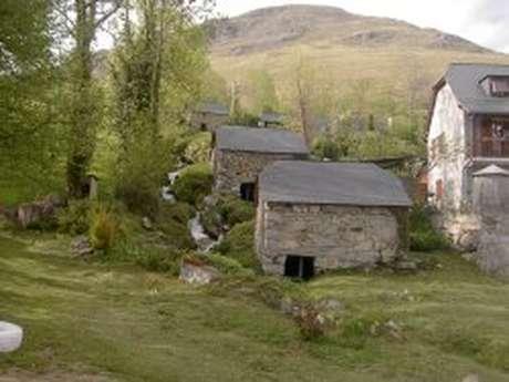 Visite du moulin Arcizans-dessus