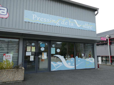 PRESSING DE LA VALLÉE