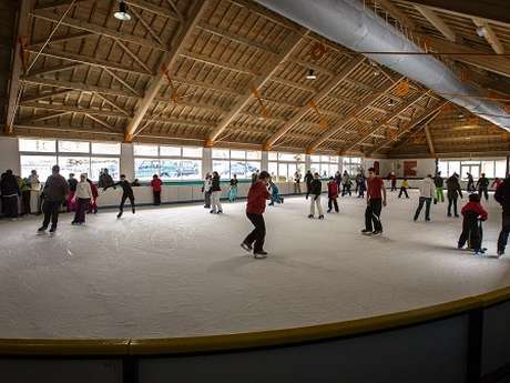 PATINOIRE COUVERTE