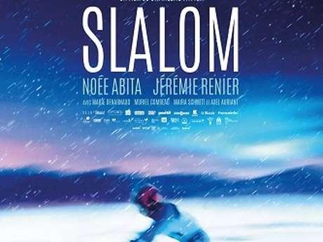 Séance de cinéma - Slalom