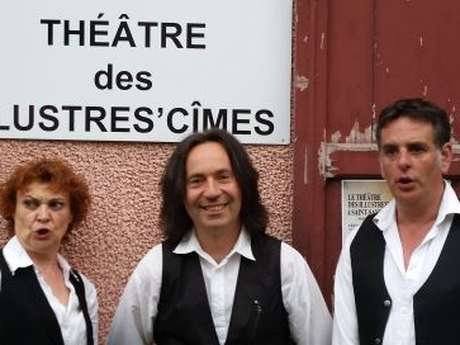 "Spectacle d'improvisation par ""Les Impros'Cîmes"""
