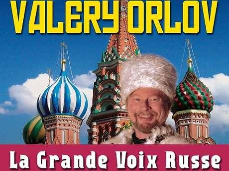 Concert de la voix Russe Valery ORLOV