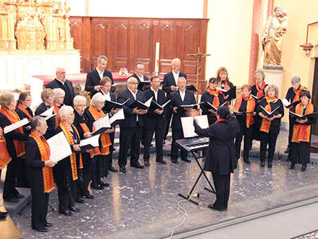 Concert de Noël Chorale du Lavedan