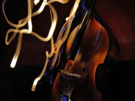 Concert en duo et trio avec contrebasse et vibraphone