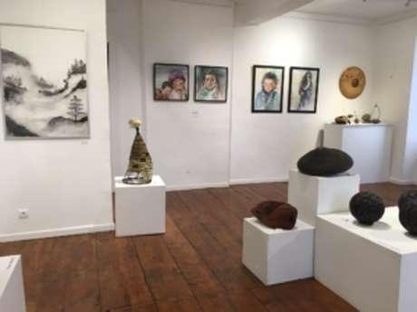 Exposition collective ... avec 26 Artistes ...