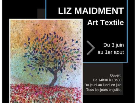 Exposition Art Textile  de Liz Maidment