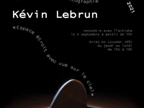 Exposition de Kevin Lebrun