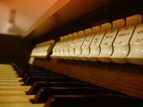 Récital et visite de l'orgue