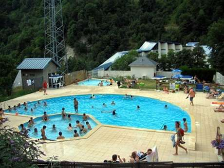 PISCINE MUNICIPALE DE BAREGES