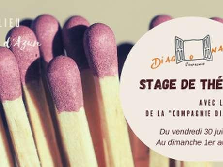 Stage de théâtre au Tiers-lieu d'Azun