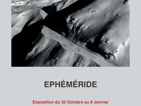 "EXPOSITION PHOTOGRAPHIQUE ""EPHEMERIDE"" DE JEAN-PIERRE ANGEI"