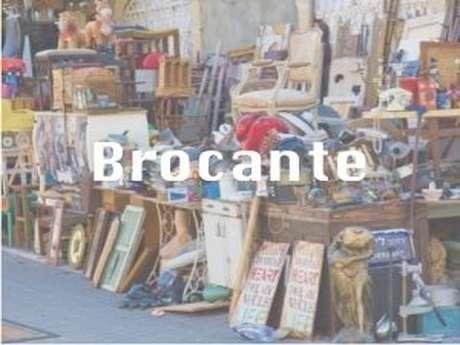 BROCANTE SOLIDAIRE ORGANISEE PAR LA SOCIETE DE SAINT VINCENT DE PAUL