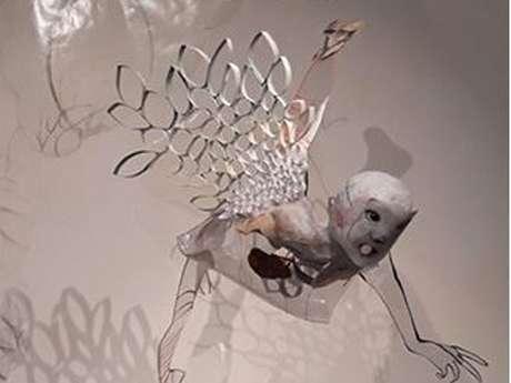 EXPOSITION DE L'ARTISTE TIFFANY VAILIER À LA GALERIE ART SAINT ROCH