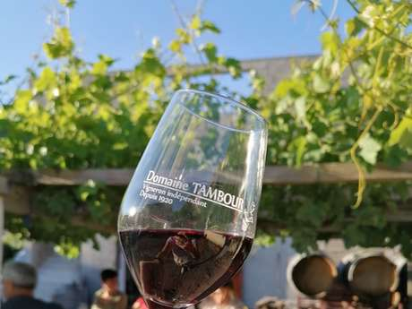 DOMAINE TAMBOUR - LES OLYMPIADES