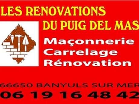 MACON CARRELEUR LES RENOVATIONS DU PUIG DEL MAS