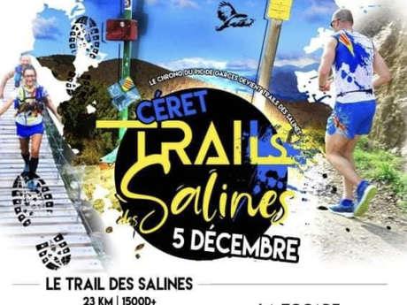"""TRAIL DES SALINES"" PAR L'ASSOCIATION LES TOCATS DEL CIM"