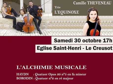 Concert - L'alchimie musicale