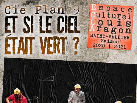"""ANNULÉ Ciné-concert """"Et si le ciel était vert ?"""""""