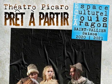 """ANNULÉ - Théâtre """"Prêt à partir"""""""
