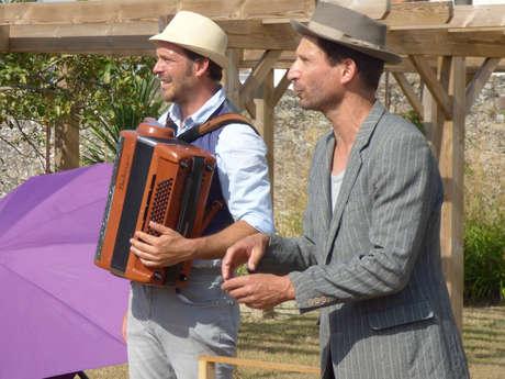 """Festival Contes Givres """"Barrière"""" de Encore qui ?"""