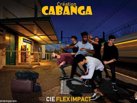 """Cie Flex Impact """"Cabanga"""" + Soirée tremplin (chanson, musique, humour) - Report du spectacle du 20/03/2020"""