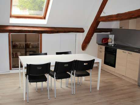 Domaine de Montvaltin - Appartement 90 m² haut