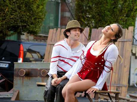 Cirque – Fando Comme Lys – Cie Les Krilati
