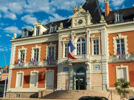 Journées européennes du patrimoine - Visite de la mairie de Montceau