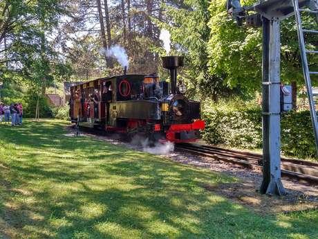 Train touristique des Combes