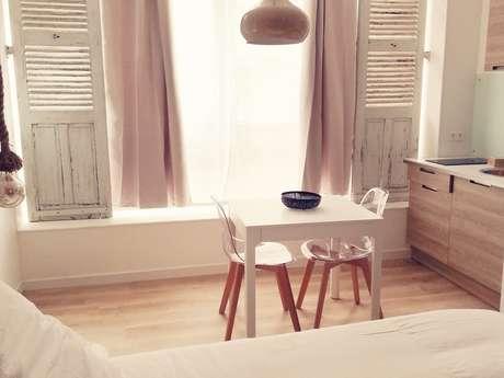 Suite 24 - Studio boudoir bohème