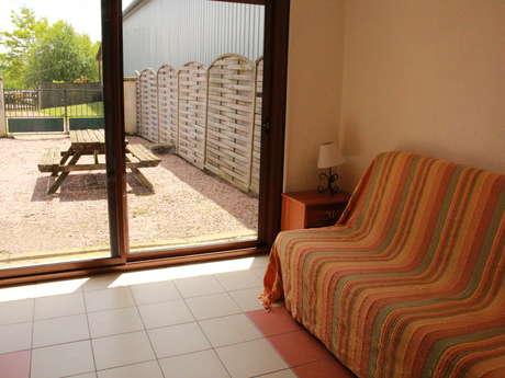Domaine de Montvaltin - Appartement 90 m² en RDC