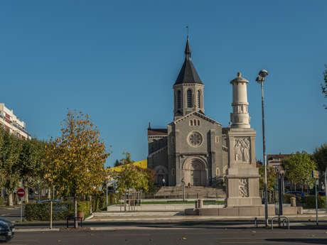 Monument Antoine Bourdelle