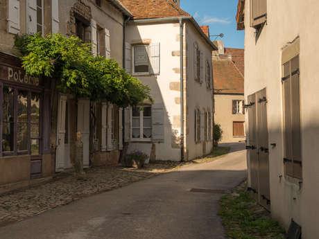 Journées européennes du patrimoine - Visite guidée de Mont-Saint-Vincent