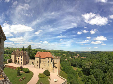 Château de Couches Marguerite de Bourgogne