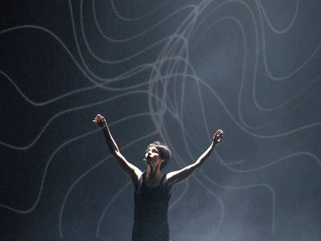 La femme qui danse, Marie-Claude Pietragalla