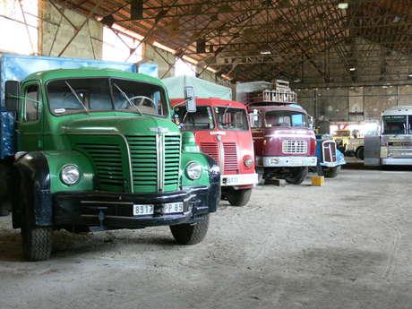 Usine Aillot - Galerie du camion ancien