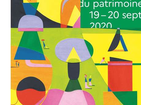 Journées européennes du patrimoine - Circuit des anciens commerces de Montceau