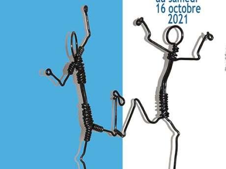 Exposition de sculptures Attitude's  de Jacques REVAILLOT