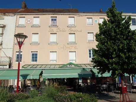 Hôtel-Restaurant La Belle Epoque