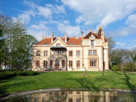 Journées européennes du patrimoine - Jardin de la villa Perrusson