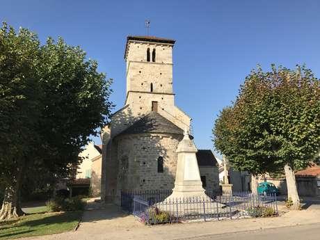 Église Saint-Romain