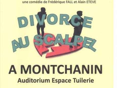 Théâtre  - Divorce au scalpel