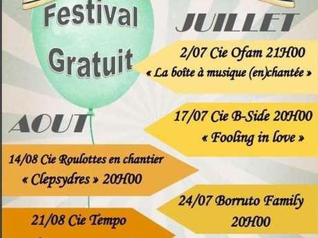 """Festival Le Gén'Heureux - """"Les frères Perez"""""""