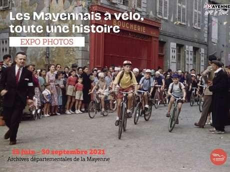LES MAYENNAIS À VÉLO, TOUTE UNE HISTOIRE !