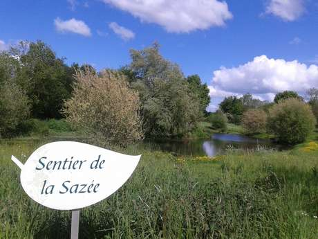 SENTIER D'INTERPRÉTATION LES MÉANDRES DE LA SAZÉE