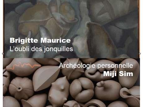 """EXPOSITION """"L'OUBLI DES JONQUILLES"""" / ARCHÉOLOGIE PERSONNELLE"""