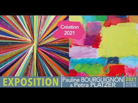 EXPO : PAULINE BOURGUIGNON & PETRA PLATZER