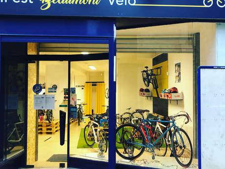 Il est beaumont vélo bike shop